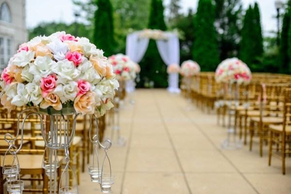 Decoratie-huwelijk