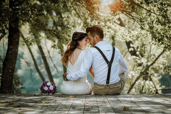 Een-chique-bruiloft