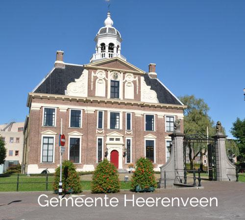 Trouwen in Heerenveen