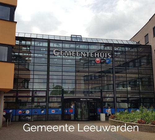 Trouwen in Leeuwarden