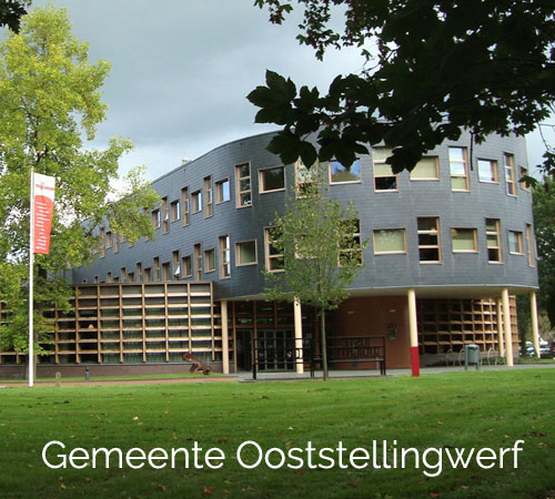 Trouwen in Ooststellingwerf