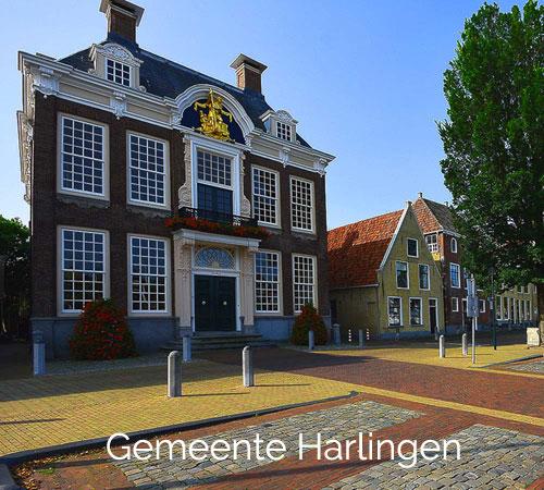 Trouwen in Harlingen