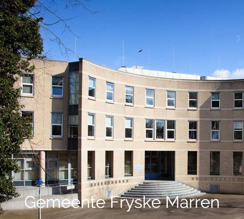 Trouwen in De Fryske Marren