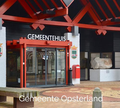 Trouwen in Opsterland
